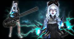 BADASS (N G H T M R) Tags: secondlife sl fantasy postapocalyptic destroyed creepy dark