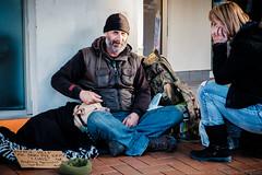 COBI (bongiss) Tags: street streetphotography homeless dog companion love