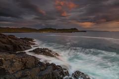 Coastal Ardnamurchan .. (Gordie Broon.) Tags: ardnamurchanpeninsula seascape dusk scotland paysagemarin scenery coastal scozia le seestuck scenic scottishwesternhighlands schottland zeegezicht ocean clouds waves paisage coastline peninsula gordiebroonphotography escocia caledonia ecosse summer 2016 pointofardnamurchan sunset scottishhighlands achosnich portuairk sanna kilchoan canon5dmklll canon1635f4l alba rocks sea geotagged