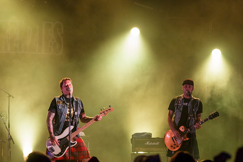 Paléo 2016 – The Real McKenzies-5