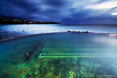 Bronte Beach Pool (renatonovi1) Tags: bronte beach pool clouds longexposure storm morning sunrise sea ocean seascape landscape nature sydney nsw australia