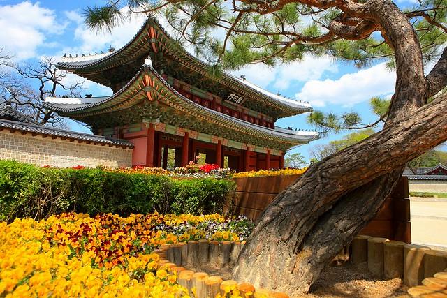 宗廟、昌徳宮のシークレットガーデン、ウンヨン宮