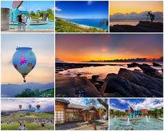 - (M.K. Design) Tags: 2016    mk                          taiwan taitung travel mkdesign mosonkuo hdr nikon d800e longexposure ultrawide nature landscapes skyscapes seascapes scenery fireofclouds sea ocean pacificocean rock lake