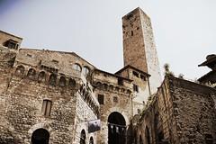 San Giminiano (serra88) Tags: sangiminiano tuscany san giminiano tower towers medieval italy italia old defense