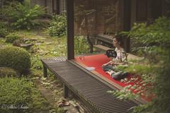 (shin4433) Tags:    japan temple summer  portrait  nikon d500