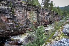 Tverrelvdalen (jmmuggianu) Tags: finnmark norge norvge norway alta ardoise eau canoneos70d canon