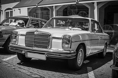 Mercedes 220 D /8 (MSC_Photography) Tags: auto cars ford 30 vw mercedes w beetle 8 meeting historic e 1967 alfa romeo oldtimer mustang gt gta sprint coupe manta coup treffen giulia opel 115 trostberg kfer 114 monza 2014 historisch youngtimer tbg strichacht a