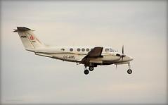 ATA | Beechcraft 200 King Air | CC-AMJ (Pablo C.M || BANCOIMAGENES.CL) Tags: chile santiago beechcraft scl ata scel