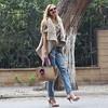 My Baggys LovebyN (Love by N) Tags: pink sunglasses shoes top egypt shades jeans audrey cairo heels vest celine baggyjeans fendi zamalek streetstyle bagcharm oneteaspoon 3jours wiwt ootd philiplim lovebyn 3joursbag fendiqutweet qutweet