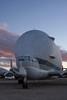 1412-PimaAir-015 (musematt11) Tags: arizona plane airplane desert tucson dusk aircraft transport az nasa c97 pimaairandspacemuseum superguppy stratocruiser