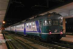 ALe 940 021---Ultime e fugaci apparizioni (Giacomo Casabianca---JackE656) Tags: liguria stazione treno fanta ferrovia laspezia regionale ale801 ale940 elettromotrici