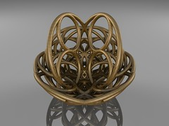 Some Gaskets, some Cardioids, and a Little Inversion (fdecomite) Tags: math inversion gasket povray