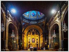 Kloster Luc (Roadster2009) Tags: reisen altar mallorca olympusom klosterlluc