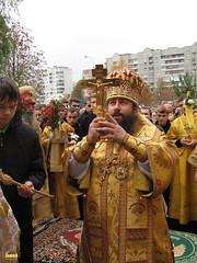 152. Богослужение в Луцке 2007 г