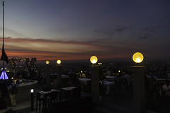 Eclipse Sky Bar (Keith Kelly) Tags: city sunset rooftop asia cambodia seasia southeastasia view capital scenic phnompenh kh aroundtown kampuchea phnompenhtower eclipseskybar
