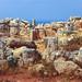 Mnajdra megalithic temple, Qrendi, Malta