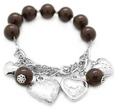 5th Avenue Brown Bracelet P9412-3