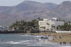Playa Grande (ROBERTO VILLAR l FOTOGRAFA) Tags: paisajes naturaleza beach canon lanzarote canarias turismo islas playas volcanes islascanarias puertodelcarmen lanzarotephotogrfika