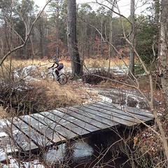 Man I love exploring, I'm always amazed at how much new stuff we find.  Every excursion is like a treasure hunt. #weavercycleworks #custombicycles #rideinthepines