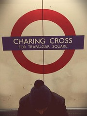 Charing Cross Underground, London
