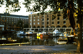 St Katherine's Dock, West Basin.