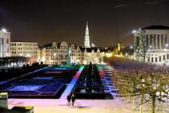 le mont des Arts, Bruxelles (cpichon35) Tags: belgium belgique bruxelles brussel lemontdesarts sonyrx100markiii