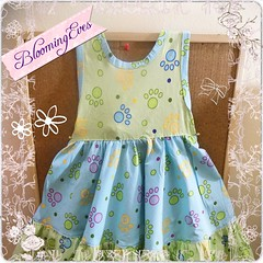 (bloomingeves) Tags: cute canon dress sewing uae trend ajman babydress