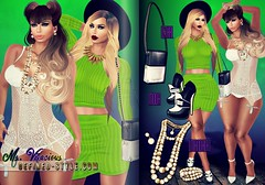 Can I get a little taste... Your sugar, Yes Please (Ms. Vivacious) Tags: moda 5thavenue mandala lethal spellbound littlebones shewhodares lyfeofstyle topicofdiscussion