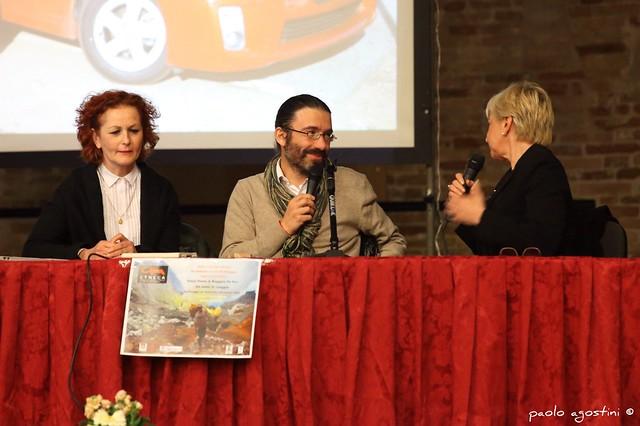 Paola Penzo, Ruggero Da Ros e Lucia Balboni