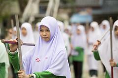 Krabi Krabong / กระบี่กระบอง.