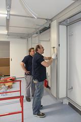 Umbau CHEOPS Lab_CSH-UniBE-Sylviane Blum-15