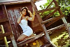 Model Luana  (sarahpadoan) Tags: woman sexy girl beautiful beauty fashion female model eyes nikon shooting elegance d3100 sarahpadoanphotography