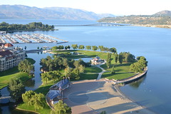 Waterfront Park - Tourism Kelowna Credit