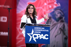 Sarah Palin (Gage Skidmore) Tags: alaska sarah harbor action political maryland governor national conference conservative palin cpac 2015