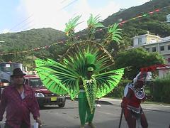 A Green Parader