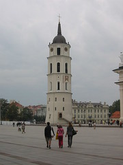 Cathedral Square Vilnuis