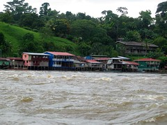 Travelling on the Rio San Juan
