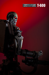 T-600 (ABKamleh) Tags: toy actionfigure terminator salvation t600 hottoys endoskeleton nikkor105mmmicro nikond90