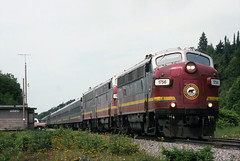 A Bumpy Ride In (ac1756) Tags: ontario canada 4 acr fp7 1756 wisconsincentral emd frater algomacentral