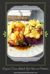 Caprese Twice Baked (alaridesign) Tags: caprese twice baked red skin potatoes sundaysupper