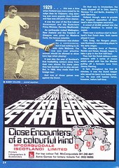 Scotland vs Holland - 1982 - Page 24 (The Sky Strikers) Tags: scotland holland netherlands official programme hampden park glasgow 60p international friendly