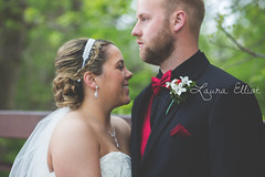 Wilcoxon Wedding (TheLadyFace) Tags: wedding light party flower love nature canon outdoors happy photography 50mm groom bride illinois kiss photographer bokeh 85mm marriage bridal