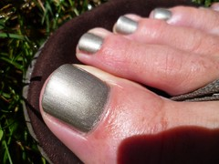Summer Gray Misturinha (toepaintguy) Tags: boy summer man sexy male men guy feet glitter bronze fun foot shiny toe shine masculine sandals gorgeous nail gray tan polish glossy nails fingernails gloss fingernail sandal toenails shimmer allure toenail daring lacquer