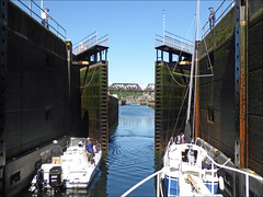 Chittenden Locks (TWE42) Tags: locks ballard washingtonstate boats shipcanal