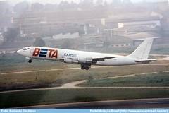 Beta Cargo - PP-BSE (Aviacaobrasil) Tags: betacargo boeing707 reinaldodeckleva