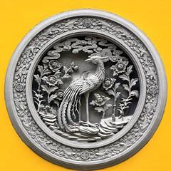 Chine du Centre-Est 2016 - Shanghai (philippebeenne) Tags: china temple shanghai chine bouddhadejade