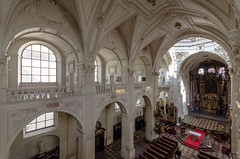 DSC_1892 (mkk3a) Tags: prague praha praga architektura czechy wnętrze shiftn obróbka kostelnejsvětějšíhosalvátora