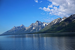 Tetons! (Carin Jones - Jonesing for Jewelry) Tags: tetons grandtetons nationalpark mountains mountain explore adventure wyoming lake landscape nature