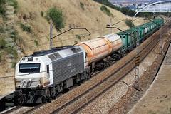 333.307 15.7 (Mariano Alvaro) Tags: tren trenes 333 prima alstom 307 renfe mercancias