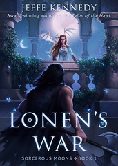 Lonen's War (CoverReveals) Tags: magic romance fantasy warriors paranormal sorcery pnr